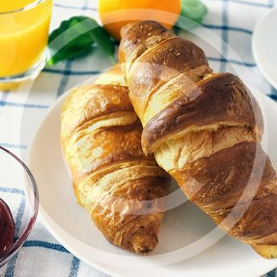 Classic French Croissant